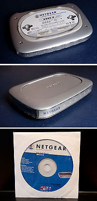NETGEAR - Cable / DSL Web Safe Router Gateway / Routeur RP614v2 + CD Driver