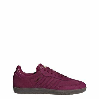 chaussures homme adidas samba bordeaux