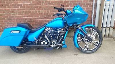 2009 Harley-Davidson Touring  2009 Harley Davidson Road Glide Custom One Of A Kind Custom Build 26 Inch Insane