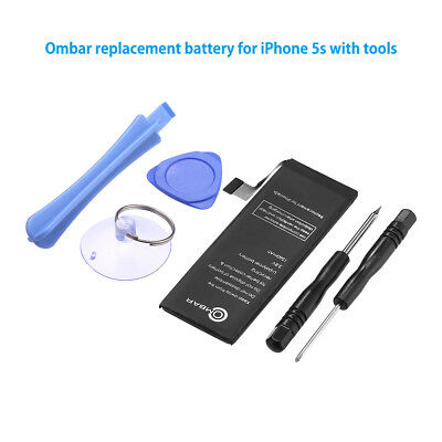 1560 mAh Brand Battery for Original OEM Replacement iPhone 5S/5C With Free Kit