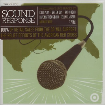 Sound Response - Target Exclusive Hurricane Katrina Fundrais (US IMPORT)  CD NEW