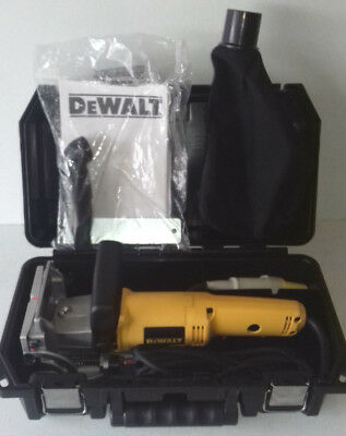 NEW DeWALT DW682K 600W Biscuit Jointer Accessories & Case 110/120V WARRANTY