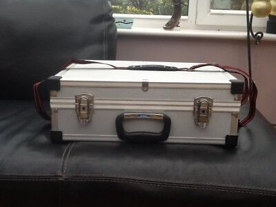 Stainless Steel Camera And Lens Case