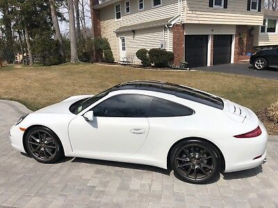 2014 Porsche 911 Carrera Coupe Widebody PDK-Sport Exhaust-LED Lights-The list goes on and on-Low, Miles