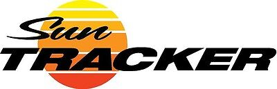 21 inches   Sun Tracker Pontoon Boat  Decal