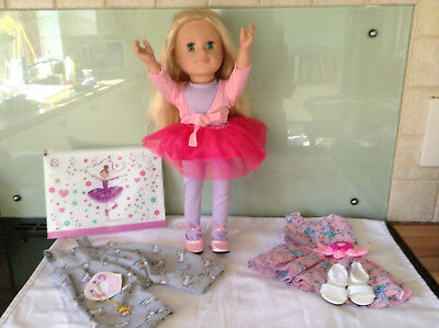 DESIGN A FRIEND style SINDY DOLL extra NEW OUTFITS inc UNICORN SET WITH NECKLACE