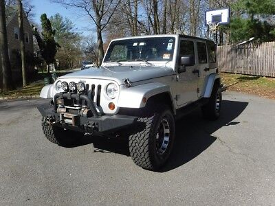 2009 Jeep Wrangler Hard & Soft Top 2009 Jeep Wrangler Unlimited - lifted