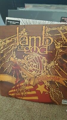 Lamb of god KIlladelphia original 2 LP 2004 release