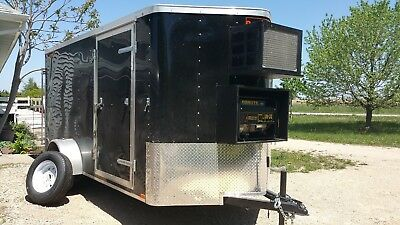 2018 DooLittle 6x12 Refrigerated Trailer