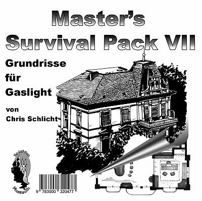 Master´s Survival Pack VII ? Grundrisse für Gaslight - CD