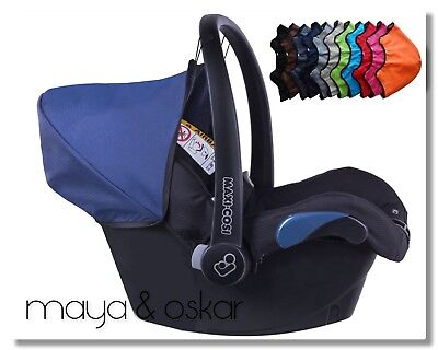 Maxi Cosi Baby Car Seat Sun Canopy Shade Shield Wind Cover Waterproof Hood
