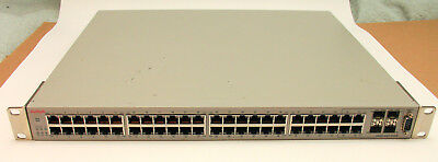 Avaya Nortel Ethernet Routing Switch 5520 48T PWR