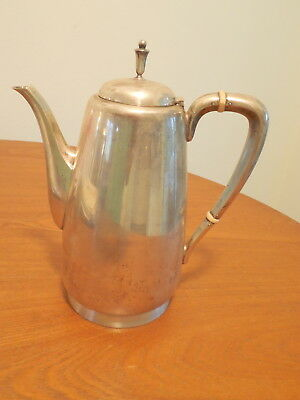 Reed And Barton Sterling Coffee Pot