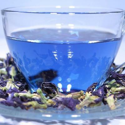 Natural Dried Butterfly Pea, Blue Flowers Healthy Drink 50g aus
