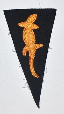 Camouflage Corps Us Military Ww1 Felt Patch