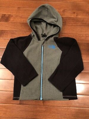 Toddler Boy North Face Fleece 3T