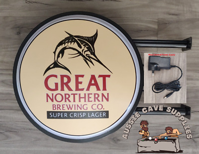 Great Northern LED Doublesided Lightbox Light Box 240v 400mm more designs