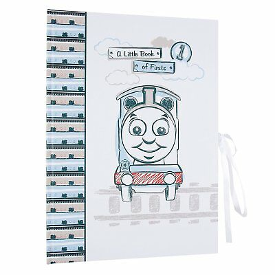 Hallmark Thomas the Tank Engine New Baby Keepsake Record Book Christening Gift