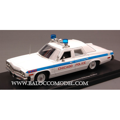Forze Dell World New Auto York 1974 State Police Dodge 1 43 Monaco H2E9IDW