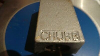 1K57 Chubb high security padlock