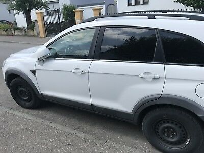 Chevrolet Captiva 2.0 4WD