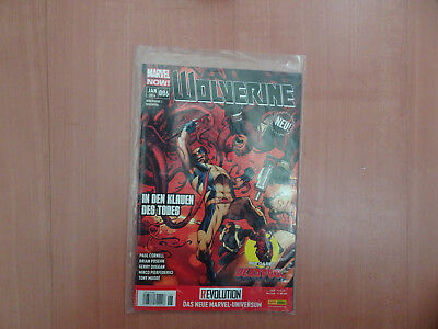 wolverine deadpool In den Klauen des Todes NEU Jan. 2014