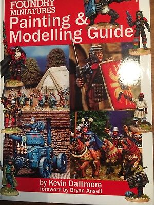 wargames foundry Painting Guide