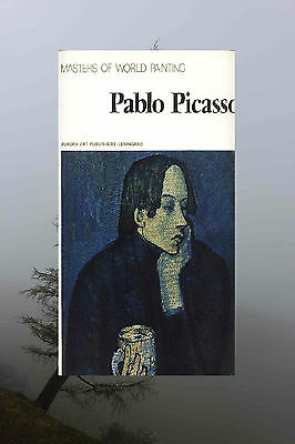 Pablo Picasso Buch Masters of world painting