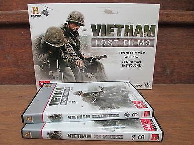 Vietnam Lost Films Also screened as Vietnam in HD DVD Vol1&2 over 4 hours