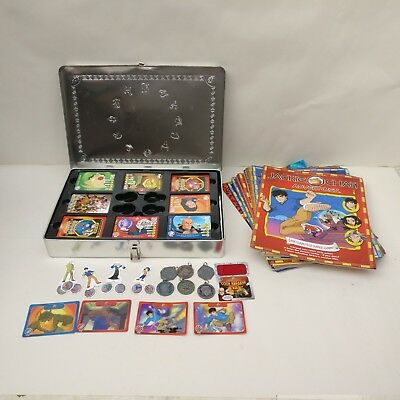 Jackie Chan Adventures - Cards, Talismans and Comics Bundle