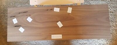 Solid Walnut Wood Sheets/ large with defects, 660/685/860mm length