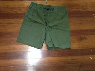 Australia Army Shorts Jungle Green 1967 issue Vietnam War new