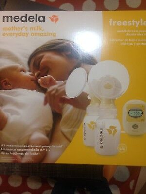 Medela Freestyle Mobile Hands-Free Double Electric Breast Pump
