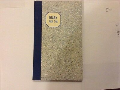 Australia Army A5  diary issue Vietnam War new