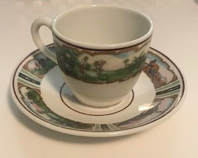 Carl Fisher Hotels Miami Beach Florida Lamberton China