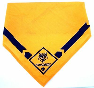 Cub Scout Wolf Neckerchief (One Size Fits All)