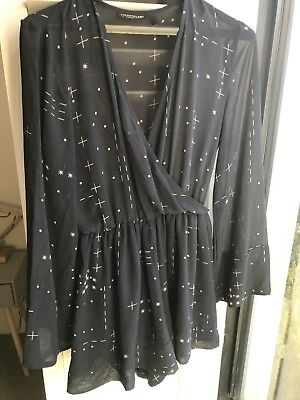 The Fifth The Label Someone Sometime Playsuit Size S