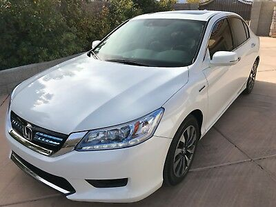 2014 Honda Accord Touring 2014 Honda Accord Hybrid Touring Edition