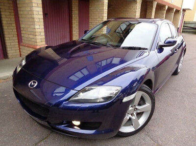 Mazda RX8 2005 *NEW Battery, starter, tire, disc, and pads* 1.3L engine 4dr