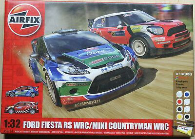 Airfix A50154 - 1:32 Ford Fiesta RS WRC / Mini Countryman WRC