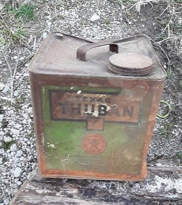 Texaco Collectible 1930's Thuban K Compound can extremely Rare