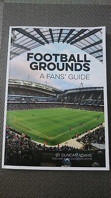 Football Grounds - A Fans' Guide - English Football 2017/18 Season - Soccer book