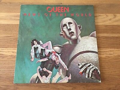 Queen — News Of The World — 064-60033 — Heavy — Rock — Vinyl