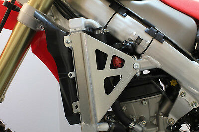 Aluminum Radiator Braces Works Connection 18-777 2018 CRF250R