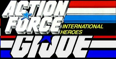 Action Force G.I. Joe - 650 Stk / Pieces MEGA LOT / Collection / Sammlung