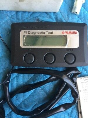 Yamaha Diagnostic Tool YU-03183 Works With Many Different Models
