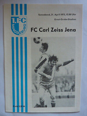 1.FC Magdeburg - FC Carl Zeiss Jena 72/73