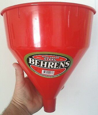 Big 5 Quart Funnel - Filter Screen - Ships Free
