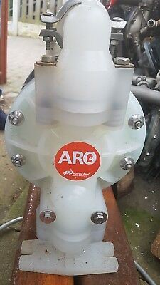 ARO diaphragm pump with service kit
