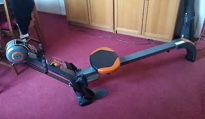 Body Sculpture Rowing Machine BR3010 Folding Rower & Gym Cardio Exercise Workout